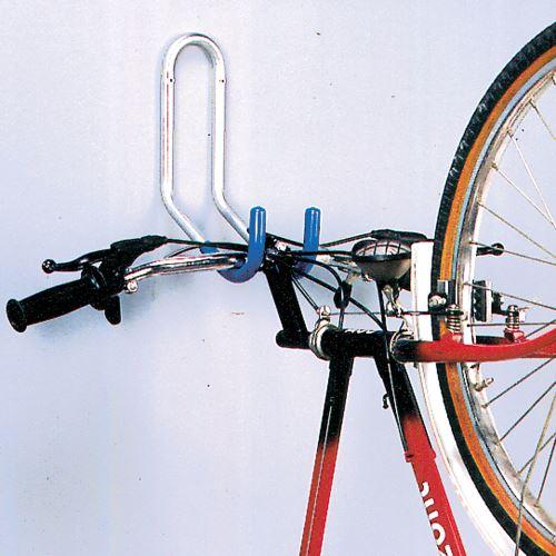 Nástěnný držák na jízdní kolo  - za řidítka