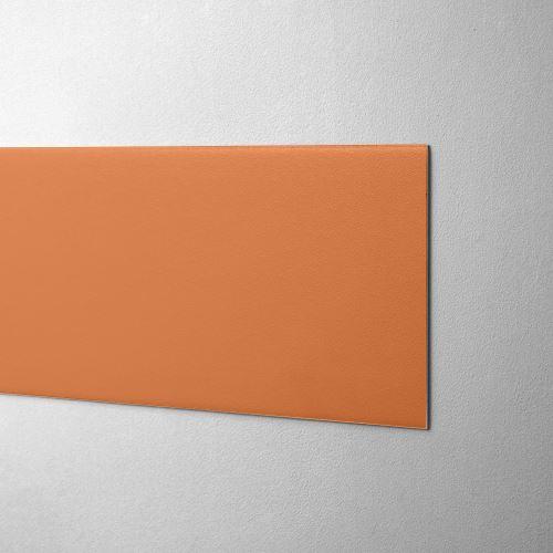 Plastový pás na ochranu stěn MEDICBal - LOSOSOVÝ - samolepící - délka 3 m