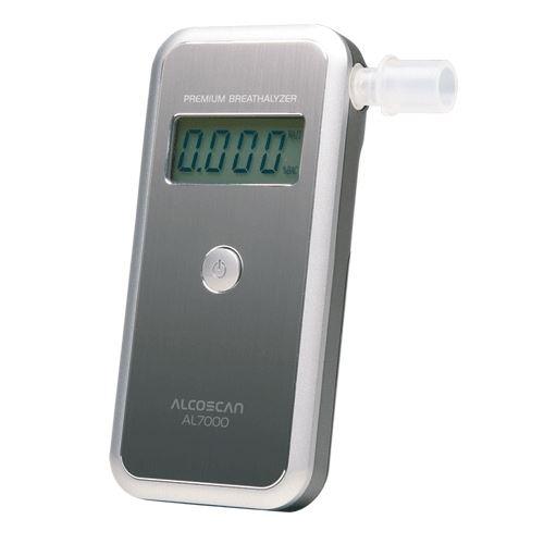 Detektor alkoholu AL 7000 + 50 ks náustků