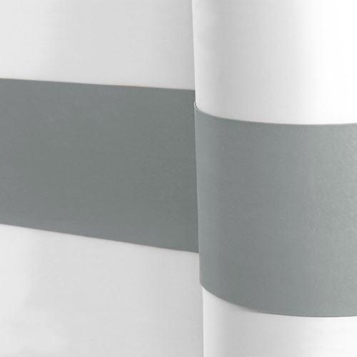 Elastický pás na ochranu stěn - TMAVĚ ŠEDÝ - délka 25 m