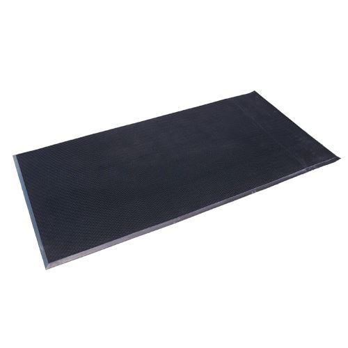 Vstupní rohož s kartáčovacím efektem 90 x 180 cm