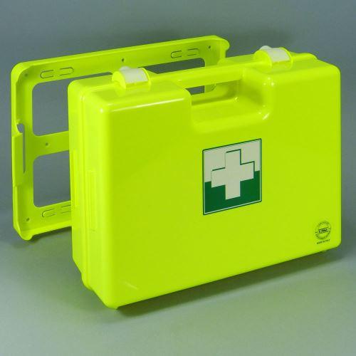 Kufr první pomoci FLUO 4 s náplní ELEKTRO