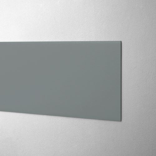 Plastový pás na ochranu stěn MEDICBal - TMAVĚ ŠEDÝ - samolepící - délka 3 m