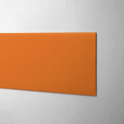 Plastový pás na ochranu stěn MEDICBal - ORANŽOVÝ - samolepící - délka 3 m