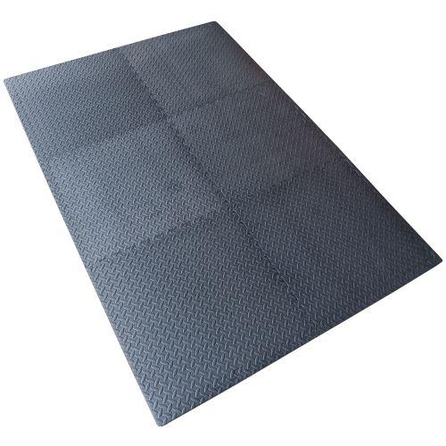 Univerzální modulární pěnová podložka / rohož - sada 6 ks - 60 x 60 cm
