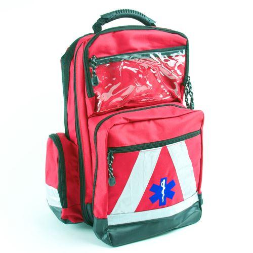 Záchranářský voděodolný batoh s náplní pro zásahová vozidla III