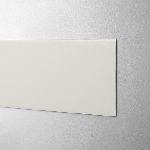 Plastový pás na ochranu stěn - BÍLÝ - samolepící - délka 3 m