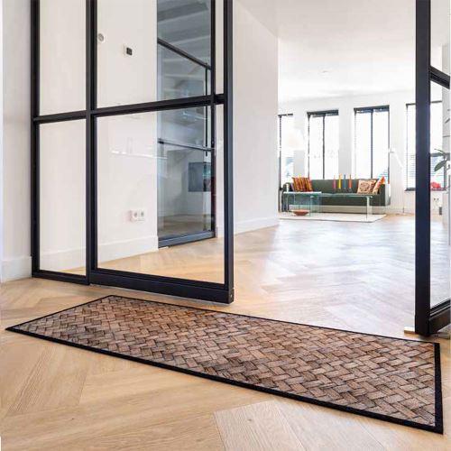 Vstupní textilní rohož PRESTIGE 50 x 150 cm