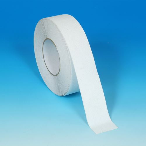 Protiskluzová páska vinylová BÍLÁ 5 cm x 18 m