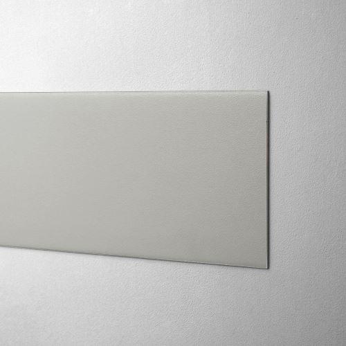 Plastový pás na ochranu stěn MEDICBal - SVĚTLE ŠEDÝ - samolepící - délka 3 m