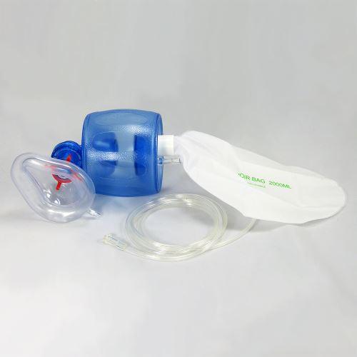 Manuální resuscitátor pro dospělé