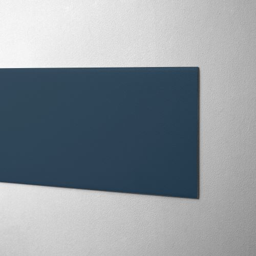 Plastový pás na ochranu stěn MEDICBal - TMAVĚ MODRÝ - samolepící - délka 3 m