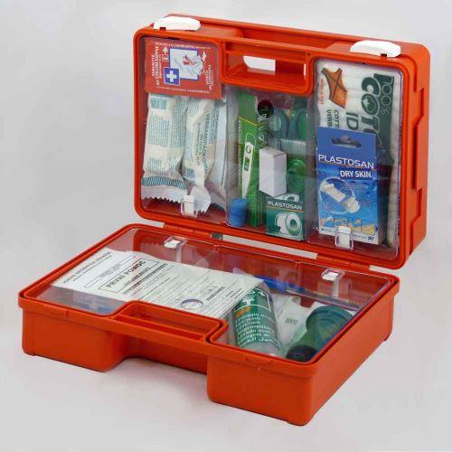 Kufr první pomoci malý KP 2 s náplní SKLAD - OBCHOD