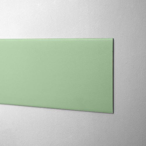 Plastový pás na ochranu stěn MEDICBal - SVĚTLE ZELENÝ - samolepící - délka 3 m