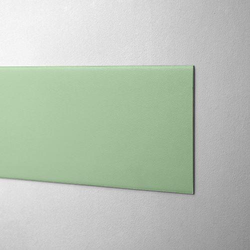 Plastový pás na ochranu stěn MEDICBal - SVĚTLE ZELENÝ - standard - délka 3 m