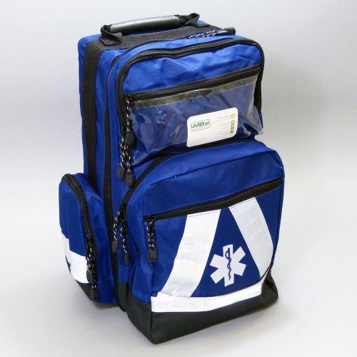 Záchranářský batoh – modrý