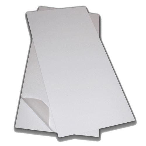 Protiskluzová samolepící podložka PRŮHLEDNÁ - 406 x 864 mm