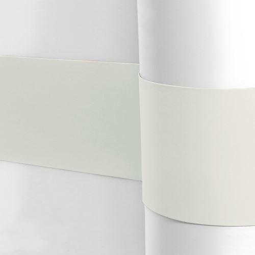 Elastický pás na ochranu stěn - BÍLÝ - délka 25 m