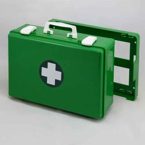 Kufr první pomoci ZELENÝ
