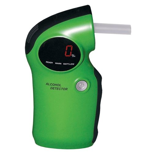 Detektor alkoholu AL 6000 Lite + 50 ks náustků