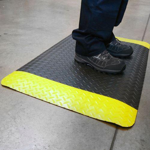 Protiúnavová rohož Deckplate Safety 90 x 60 cm