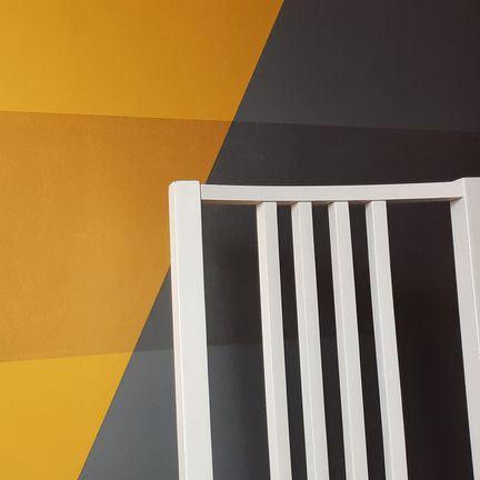 Samolepící ochrana zdi 300 mm x 3 m - PRŮHLEDNÁ