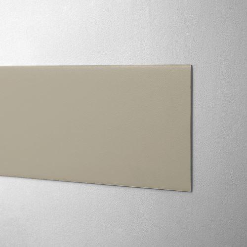Plastový pás na ochranu stěn MEDICBal - BÍLÁ KÁVA - standard - délka 3 m