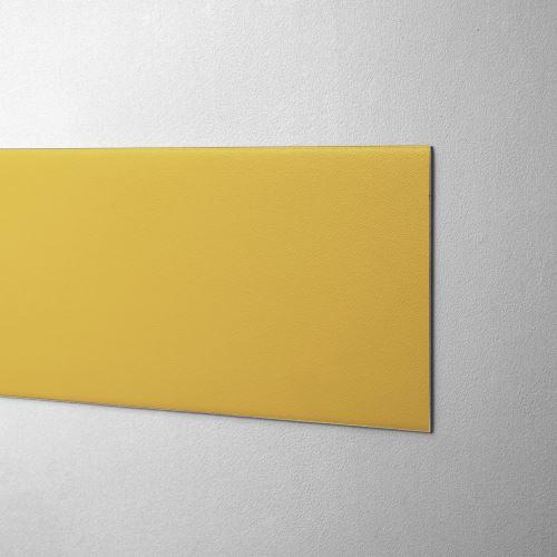 Plastový pás na ochranu stěn MEDICBal - ŽLUTÝ - samolepící - délka 3 m