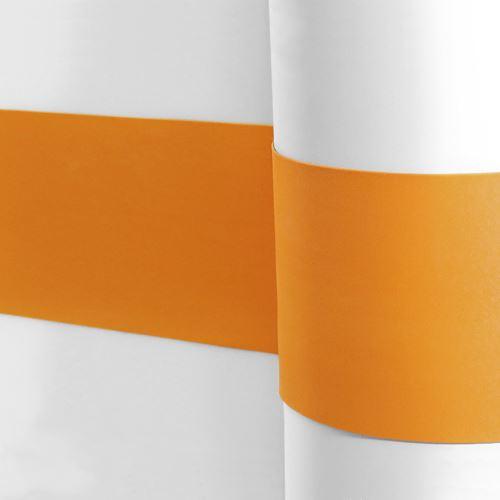 Elastický pás na ochranu stěn - ORANŽOVÝ - délka 5 m