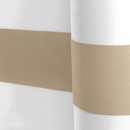 Elastický pás na ochranu stěn - CAPPUCCINO - délka 25 m