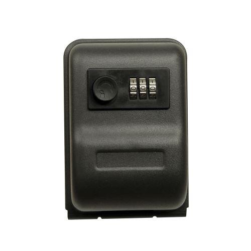 Bezpečnostní schránka pro nouzový klíč s kombinačním zámkem