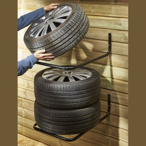 Držák na pneumatiky 2 ks
