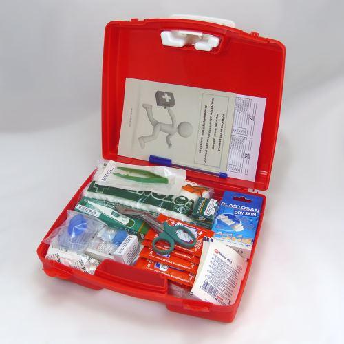 Kufřík první pomoci malý PP s náplní ŠKOLA