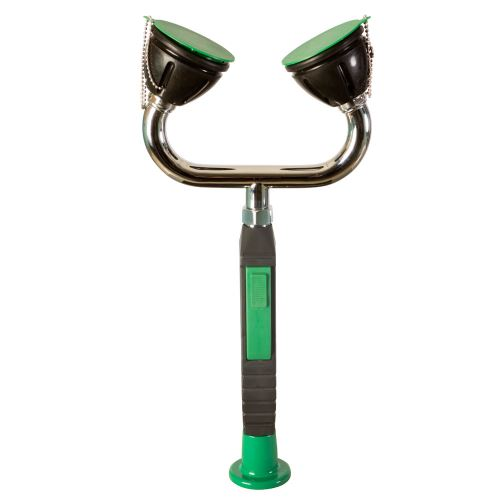 Ruční bezpečnostní oční sprcha 2H vyjímatelná - na pracovní desku