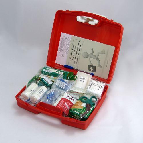 Kufr první pomoci malý PP s náplní SPECIAL