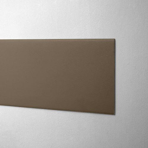 Plastový pás na ochranu stěn MEDICBal - SVĚTLÁ ČOKOLÁDA - standard - délka 3 m