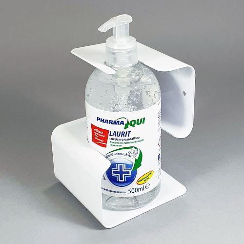 Dezinfekční gel na ruce 500 ml + nástěnný držák
