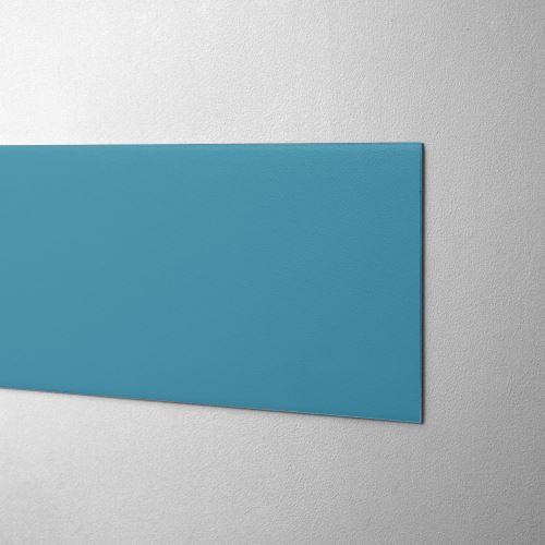 Plastový pás na ochranu stěn MEDICBal - SVĚTLE MODRÝ - samolepící - délka 3 m