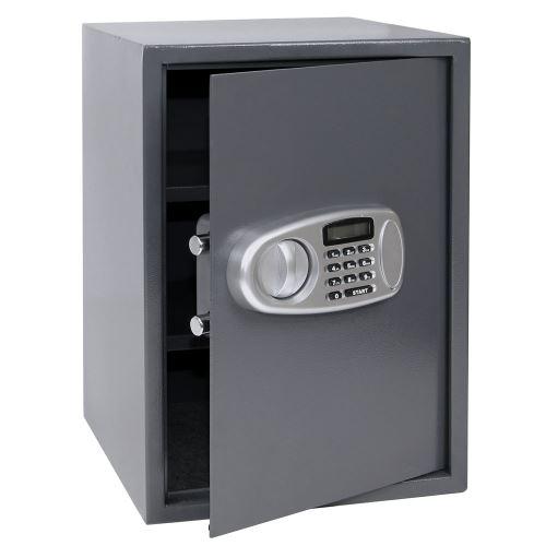 Nábytková schránka s elektronickým zámkem  - VELKÁ