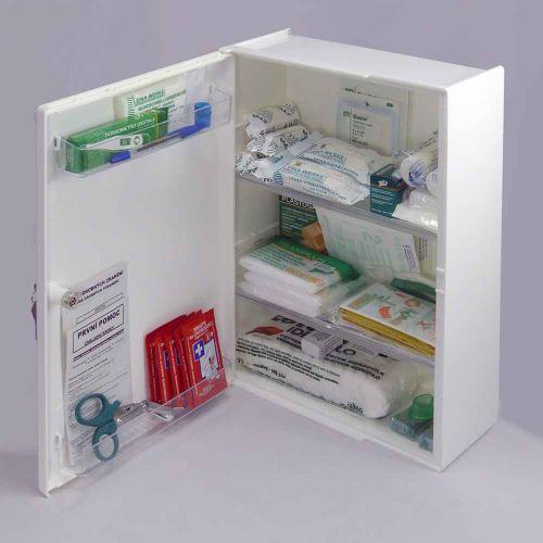 Plastová lékárnička LP s náplní SPECIAL