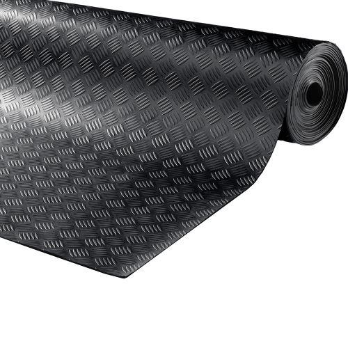 Průmyslová rohož se slzičkovým povrchem 1,5 x 10 m