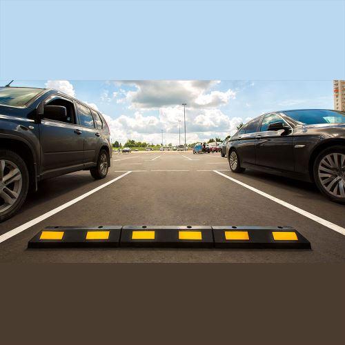 Parkovací doraz 3 modulový - 183 cm