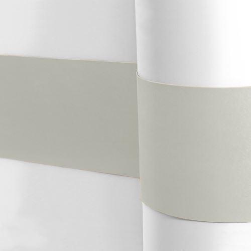 Elastický pás na ochranu stěn - SVĚTLE ŠEDÝ - délka 25 m