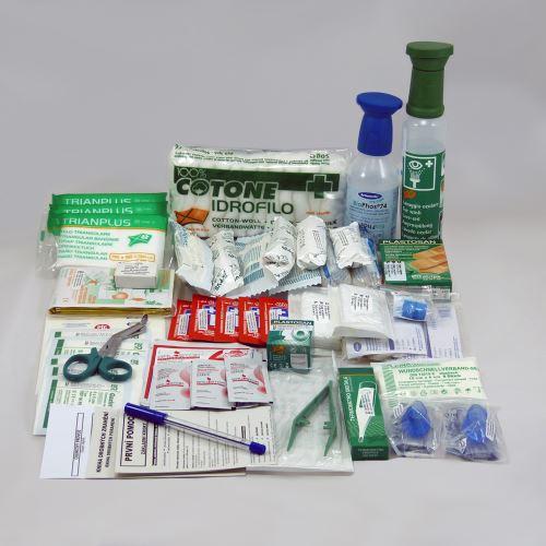 Náhradní náplň do lékárničky CHEMICKÝ PROVOZ