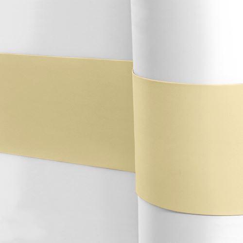Elastický pás na ochranu stěn - PÍSKOVÝ - délka 25 m
