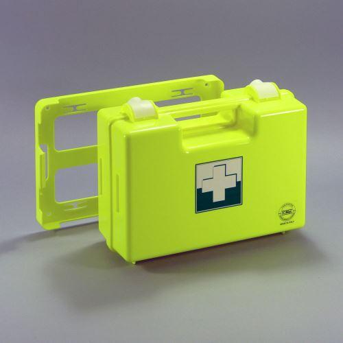 Kufřík první pomoci FLUO 2 s náplní ŠKOLA