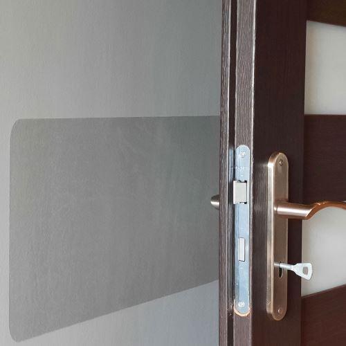 Samolepící ochrana zdi 500 mm x 1,5 m - PRŮHLEDNÁ
