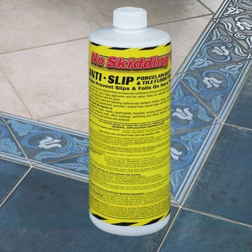 Protiskluzový podlahový prostředek na dlažbu - NS01 0,94 l