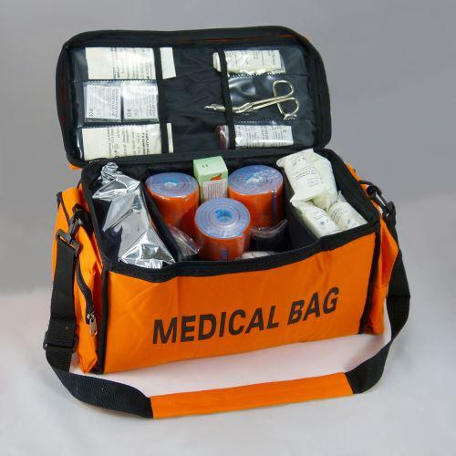 Brašna první pomoci MEDICAL BAG s náplní pro zásahová vozidla III