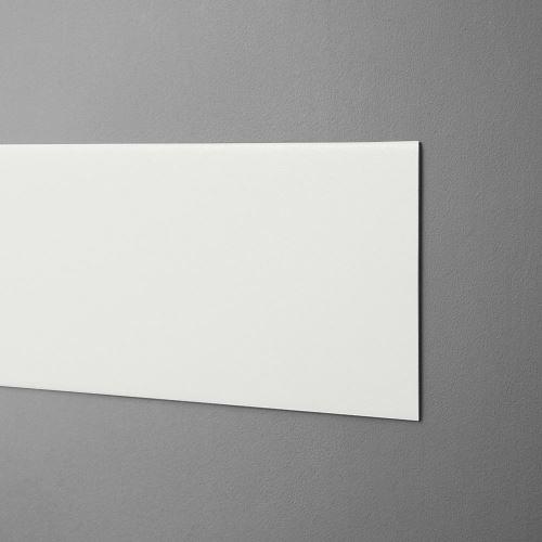 Ochranný pás na stěnu VINYBal s1 - BÍLÝ - standard - délka 4 m
